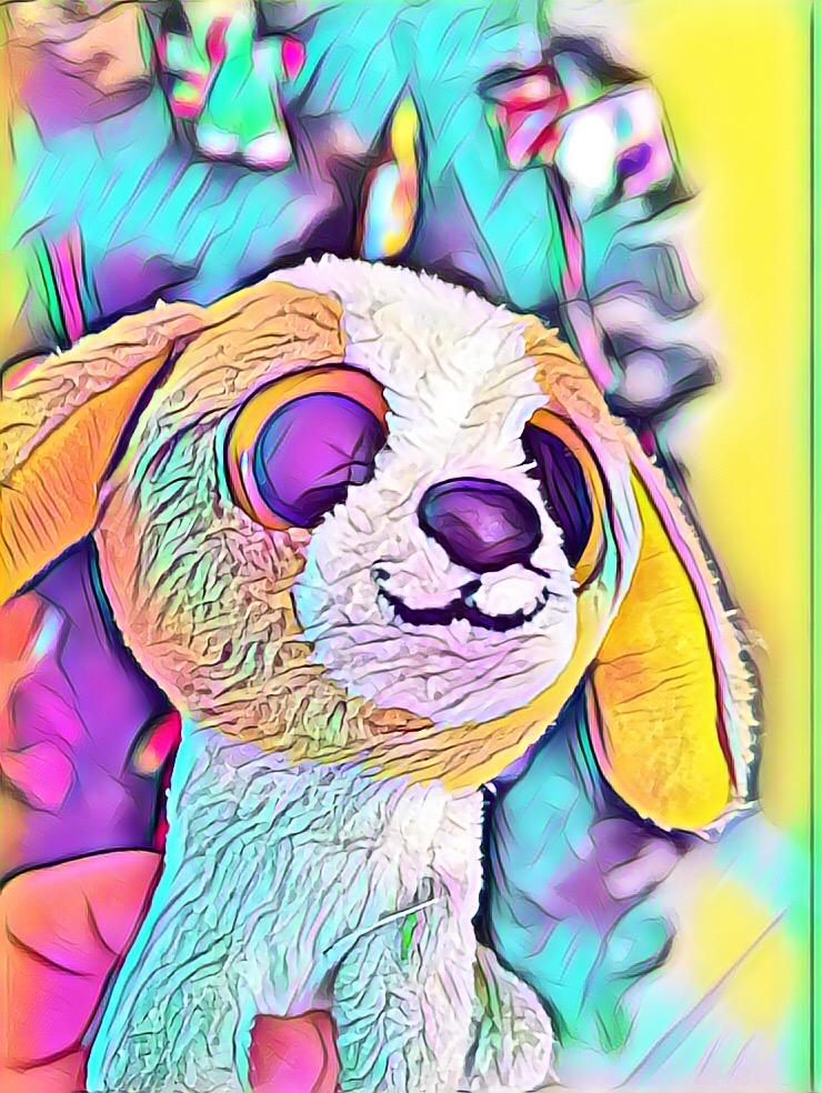 Beanie Boo Art Gallery Beanie