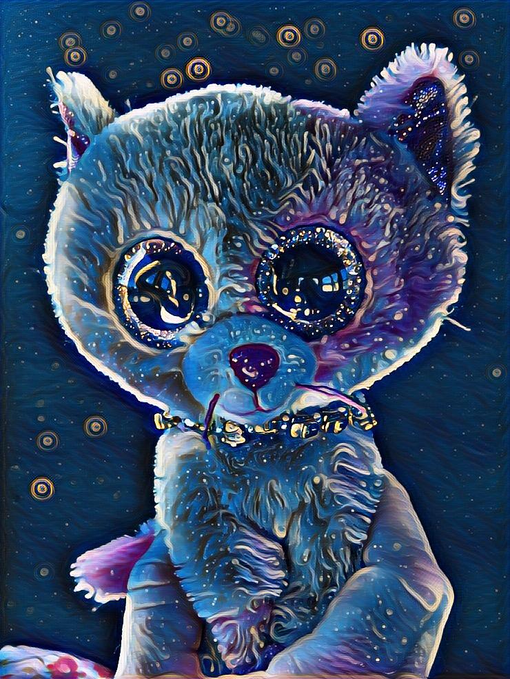 Beanie Boo Annabelle Art