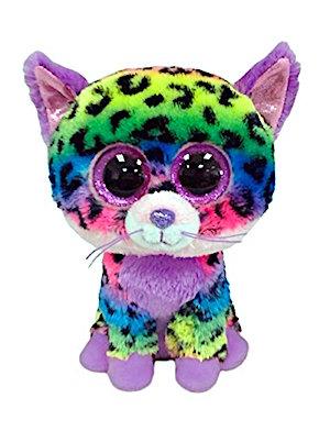 Trixie - Rainbow Leopard