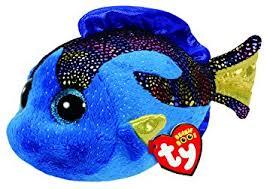 Beanie Boo Aqua the Fish