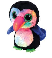 Beanie Boo Beaks the Toucan