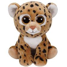 Beanie Boo Freckles the Leopard
