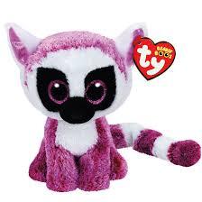 Beanie Boo LeeAnn the Lemur