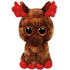 Beanie Boo Maple the Moose
