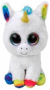 Pixy Beanie Boo Unicorn