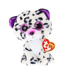 Beanie Boo Violet the Leopard