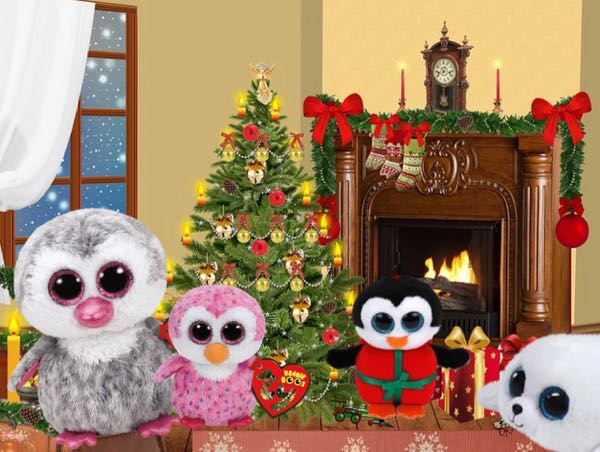 c647d293542 8 - Beanie Boo Christmas Story  Chill and Icy s Christmas Eve ...