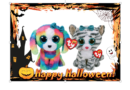 Beanie Boo Halloween Story, Part One: Happy Times